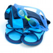 Child Swimming Set — Stock Photo #1708927