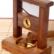 Guillotine For Cigars - Stock Photo