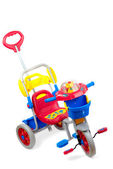 Child Tricycle — Stock Photo