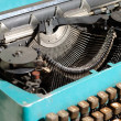 Heart Of Typewriter — Stock Photo #1711708