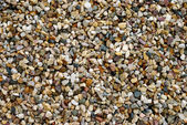 Gravel Background — Stock Photo