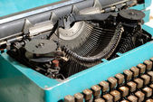 Heart Of Typewriter — Stock Photo
