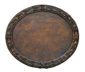 Cooper Plate — Stock Photo