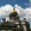 Isaakievsky cathedral — Stock Photo #1835845