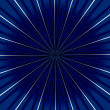 Blue star stripe background abstract - Stock Photo