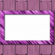 Violet frame wall background — Stock Photo #1712408
