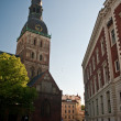 Riga Dome Cathedral (Riga, Latvia) — Stock Photo