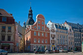 Old Riga. Latvia — Stock Photo