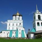 Trinity Cathedral, Pskov — Stock Photo #1914787
