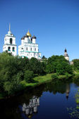 The Pskov Kremlin — Stock Photo