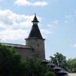 Tower of the Pskov Kremlin — Stock Photo
