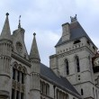 The Royal Courts of Justice — Stock Photo