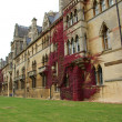Christ Church College Oxford University — Stock Photo