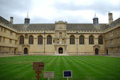 Wadham Colledge — Stock Photo