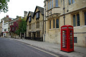 Old buildings in Oxford — Stock Photo