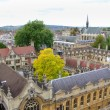 Stock Photo: Oxford skyline