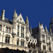 The Royal Courts of Justice — Stockfoto