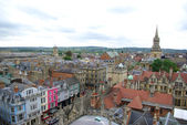 Oxford skyline — Stock Photo
