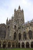 Cathedral at Canterbury — Stock Photo