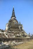 Antigo templo budista — Fotografia Stock