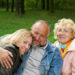 Happy family — Stock Photo #1901276