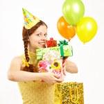 Χαρούμενα Γενέθλια — Φωτογραφία Αρχείου