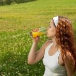 Tasty juice — Stock Photo #1904622