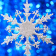 Royalty-Free Stock Photo: Snowflake