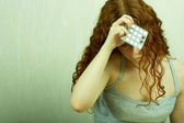 Condição de um desespero — Foto Stock