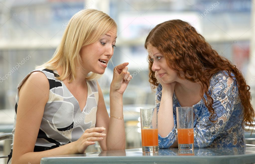 фото с подругой жены