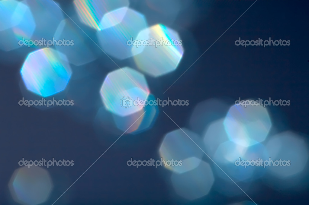 Background with reflexions on a dark blue background — Stock Photo #1904385