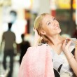 Shopping as entertainment — Stock Photo