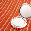 Small mirror - Stock Photo