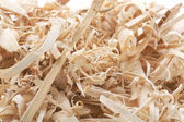 Sawdust close up — Stock Photo