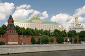 Kremlin de moscou russie — Photo