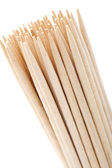 Toothpick closeup — Stock Photo
