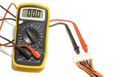 Alternating voltage — Stock Photo
