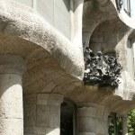 Architecture Gaudi — Stock Photo
