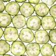 Lobule cucumber - Stock Photo