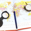 Map World — Stock Photo #1735403