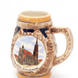 Stock Photo: Noggin beer mug