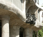 Architecture Gaudi — Stock Photo