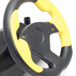 Steering wheel for pc — Stockfoto