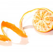 Royalty-Free Stock Photo: Skin mandarin