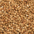 Buckwheat cereals — Stock Photo