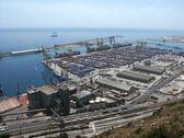 морской порт — Стоковое фото