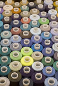 Spool of thread background1 — Stock Photo