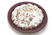 Baking on white — Stock Photo
