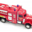 Stock Photo: Fire-engine