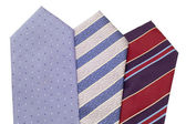 Collection ties — Stock Photo